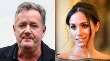 Piers Morgan claims he was 'under attack' from Meghan Markle during interview with Tucker Carlson