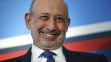 Goldman Sachs stock sinks after reporting the worst trading revenues since the financial crisis