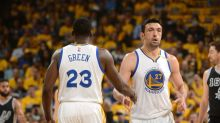 Zaza Pachulia 'day to day' after suffering bruised right heel in Game 2