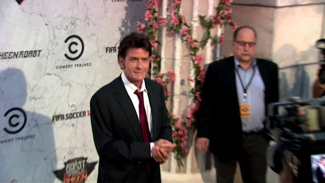 Charlie Sheen Ditches His Stage Name For Birth Name