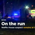 Waffle House slaying suspect arrested after massive manhunt