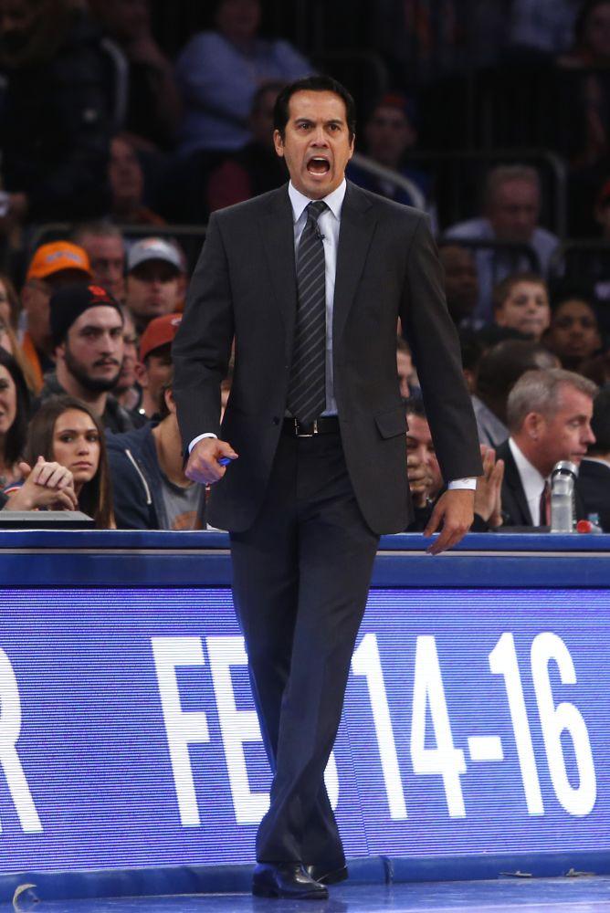 Heat coach Spoelstra saw Seahawks preview