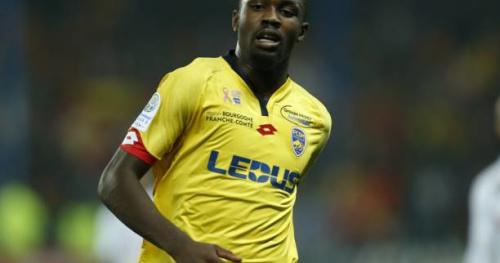 Foot - L1 - EAG - Marcus Thuram (Guingamp) titulaire contre Strasbourg