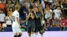 Can sorry for 'we're not women' blast over Ronaldo red card