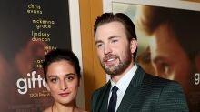 Chris Evans confirms he and Jenny Slate recently broke up (again)