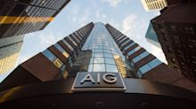 AIG Gains as CEO Cites Progress, Outlines Plan to Modernize Firm