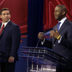 In Florida race, climate change divides DeSantis and Gillum