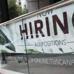 U.S. gains just 266,000 jobs in April 'in a huge disappointment'