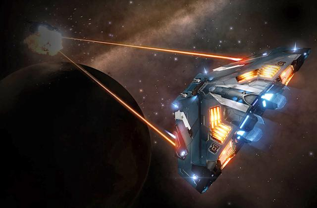 'Elite Dangerous' will return to Oculus Rift on launch day