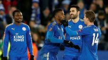 Soccer: Leicester through as Iheanacho scores first VAR goal in England