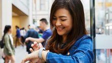 Apple Grabs Lead In Wearable Devices As Fitbit's Share Fades