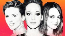 Emma Stone, Jennifer Lawrence, and Scarlett Johansson Have an Older-Man Problem