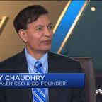 Zscaler CEO: We built security in the cloud
