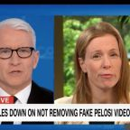 Anderson Cooper to Facebook Exec: 'Shouldn't You Just Get Out of the News Business'?