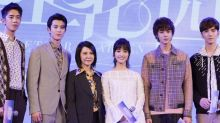 "Angie Chai gets ambitious with budget for ""Meteor Garden"""