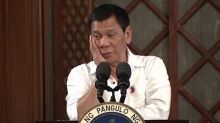 Pres. Duterte opposes divorce legalization in the Philippines
