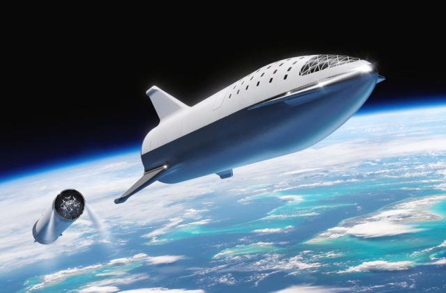 SpaceX's Starhopper will undergo hover test next week