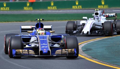 Formel 1:: Wehrlein muss bei Sauber nicht um seinen Job bangen