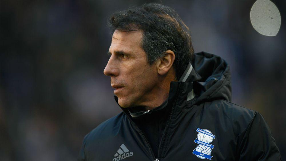 Pasquetta amara per Zola: si dimette da allenatore del Birmingham