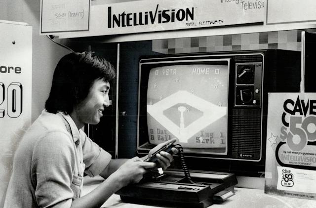 Intellivision plans a revival with a new game console