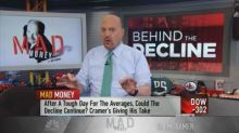 Cramer warns, 'careful about how much you sell' at these ...