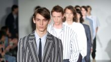 E. Tautz made a political statement at LFWM, but you might have missed it