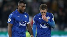 Leicester City's stunning decline continues at Swansea with fifth straight league loss