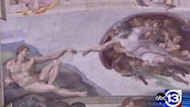 Vatican officials overseeing changes to Sistine Chapel
