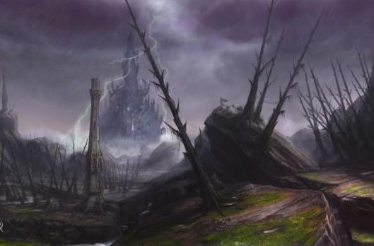 Warhammer Online updates lore with The Origin of the Elves