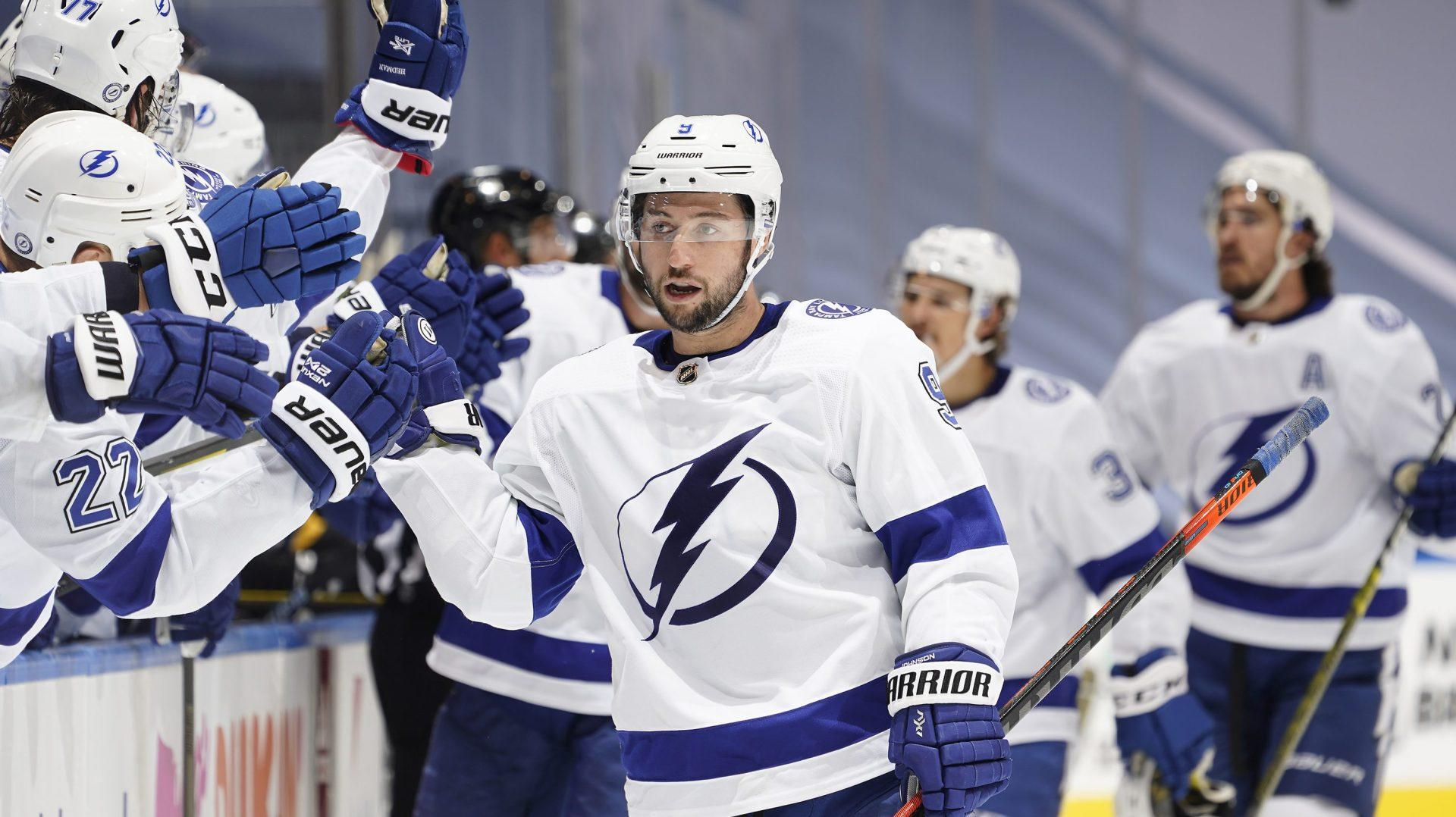 Lightning Waive Tyler Johnson In Hopes Of Creating Cap Space