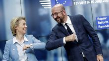 European Union Leaders Agree on $858 Billion Recovery Package