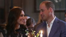 "Prince William Says He and Kate Middleton Are ""Naughty"""