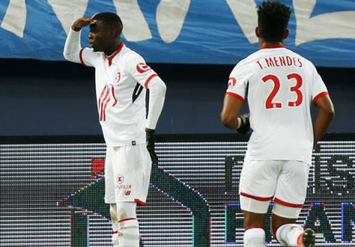Caen-Lille 0-1, Galtier commence bien