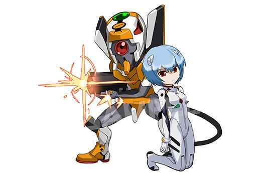 Puzzles And Dragons' next collaboration taps the robots of Evangelion