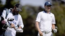 Jordan Spieth's caddie, Michael Greller, leaves CJ Cup mid-round after mother's death
