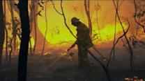 Australia declares state of emergency over fires