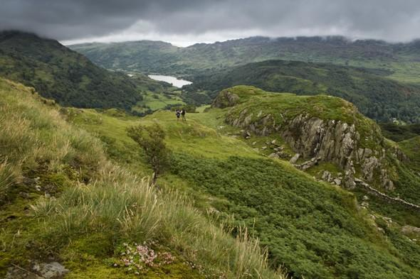 """<p> The hill farm of Hafod y Llan has some of the most breathtaking scenery in Wales. Stone walls, woodland and Welsh mountain sheep are just some of what you'll pass on the four-mile walk. There are also three rivers - Afon Cwm Llan, Afon Merch and Afon Gorsen - that tumble over a spectacular waterfall running down a mountain and stone clapper bridge. Visit <a href=""""http://www.nationaltrust.org.uk/"""" target=""""_blank"""">nationaltrust.org.uk</a></p>"""