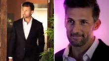 Tim Robards channels Fifty Shades of Grey on Neighbours