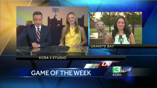 Granite Bay students fired up for Game of the Week