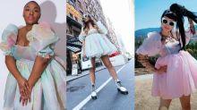 Puff dress: o vestido de princesa que foi sensação no verão do hemisfério norte