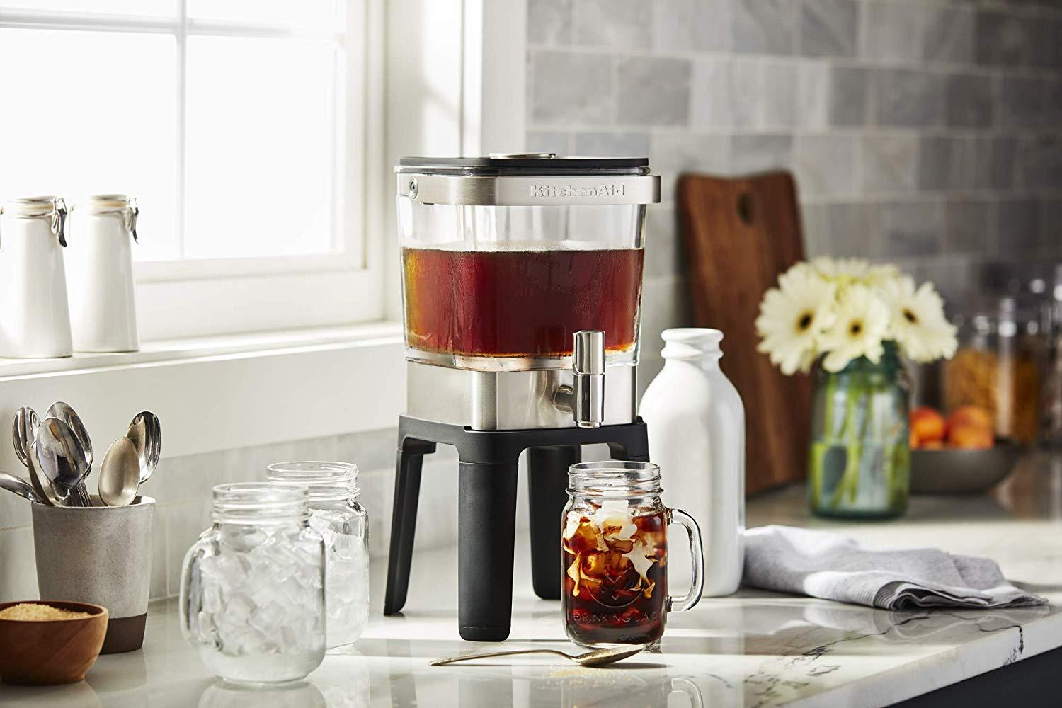 KitchenAid Cold Brew Coffee Maker is on sale at Amazon