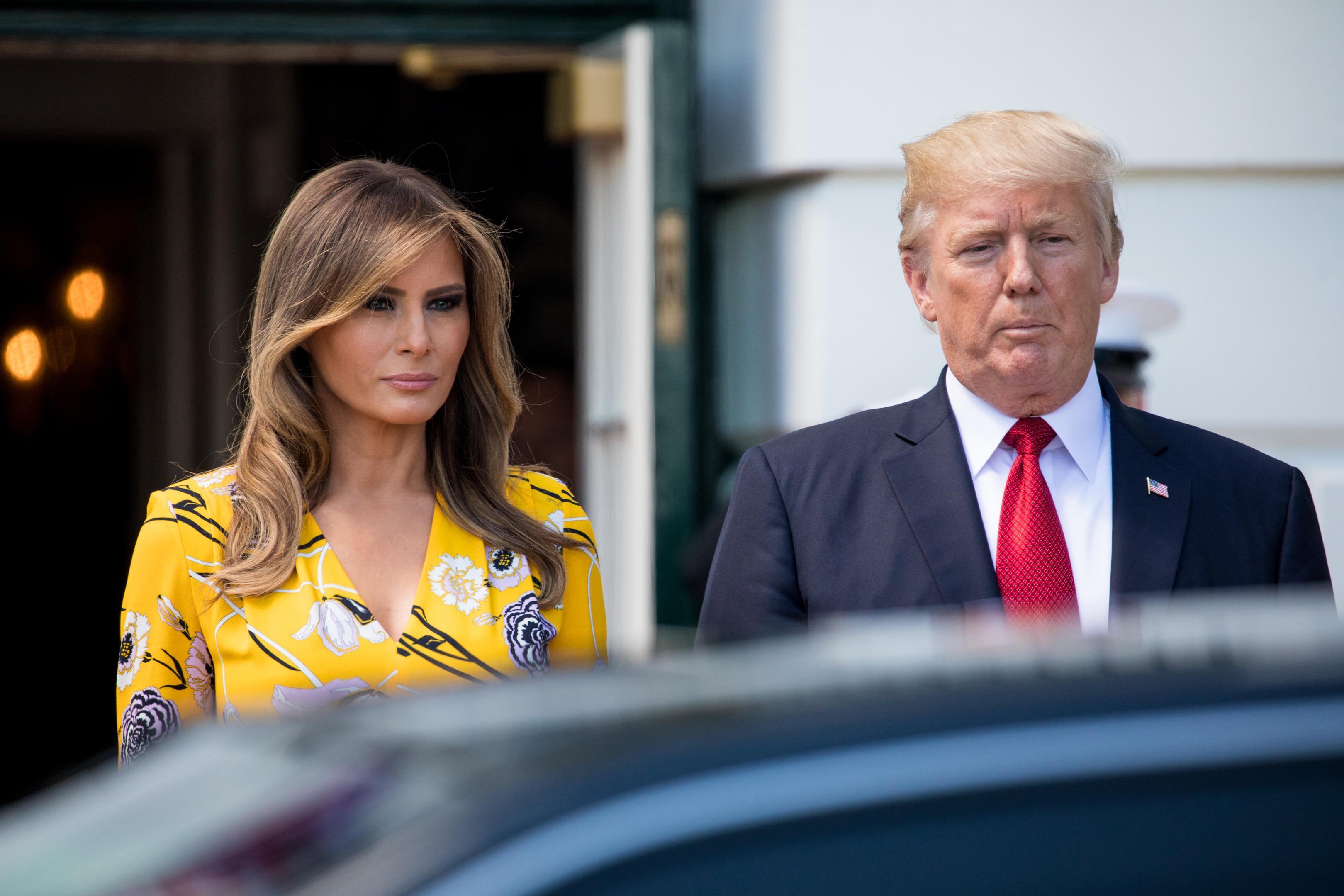 witnessing trumps wife - HD3240×2160