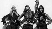Cindy Crawford, Claudia Schiffer, and Naomi Campbell Stage Epic Supermodel Reunion for Balmain