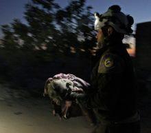 Russia air raids, regime strikes in Syria kill at least 21: monitor