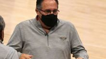 Pelicans coach Van Gundy out after one year: team