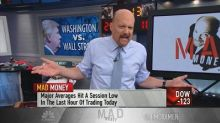Cramer's game plan: Washington headwinds could overwhelm ...