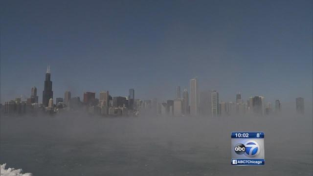 Chicago Weather: More snow, dangerous cold to follow