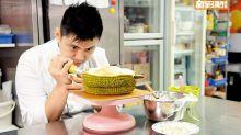 貓山王3D榴槤蛋糕 100%像真!大馬酒店餅廚親製 !|出街搵食