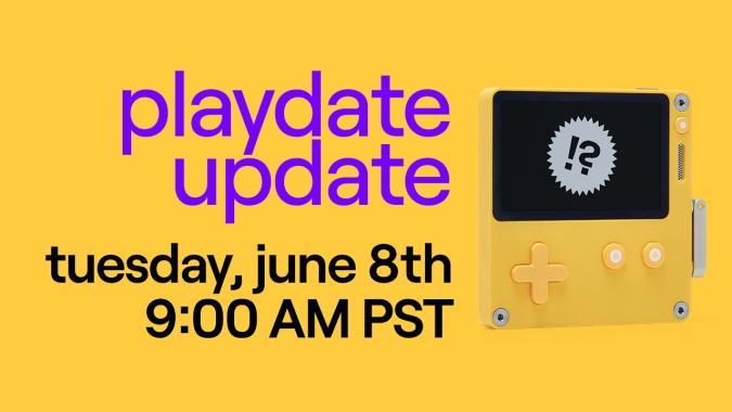 Playdate Update