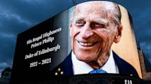 BBC sets up form for complaints about Prince Philip coverage - as viewers turn off